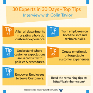 Colin-Taylor-Tips-Infographic-30-Experts-in-30-Days