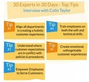 top5 CX tips