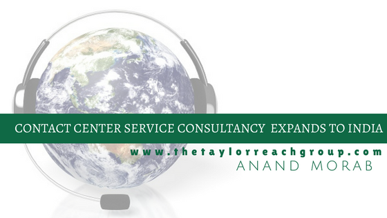 Contact Center Service Consultancy Expands to India