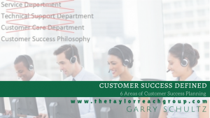 Customer SuccessDefined