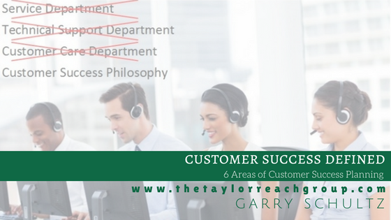 Customer SuccessDefined