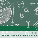 Metrics That Matter Service Level Colin Taylor