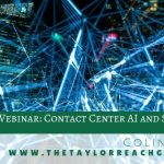 Webinar Contact Center AI and Self Service Colin Taylor