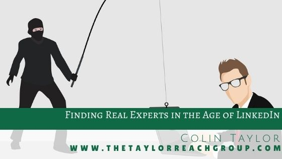 Finding Real Experts in the Age of LinkedIn
