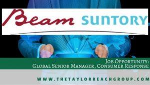Beam Suntory Job Posting